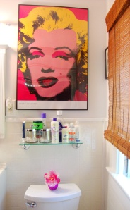 marilyn toilet no shower liner